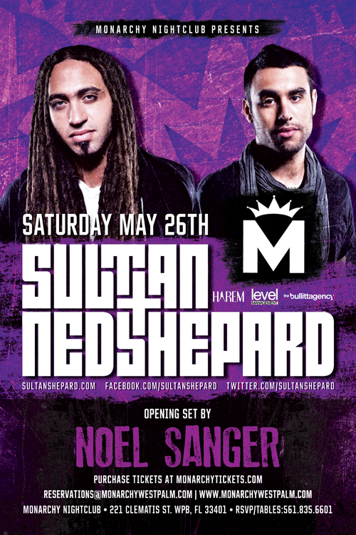SULTAN,MONARCHY NIGHTCLUB