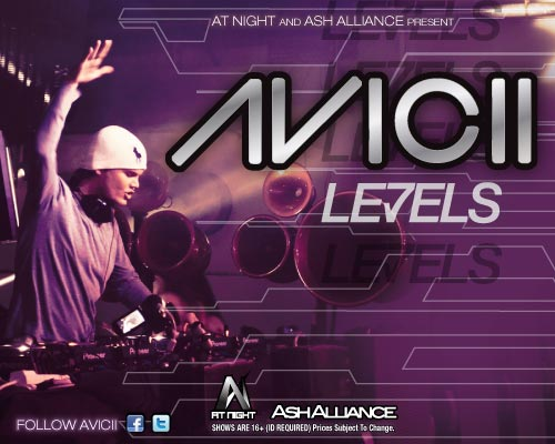 AVICII,MINNEAPOLIS CONVENTION CENTER