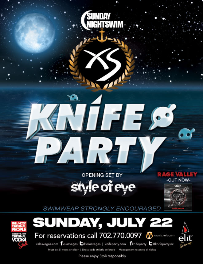 STYLE OF EYE,XS THE NIGHTCLUB AT ENCORE