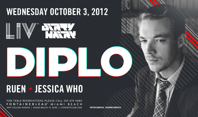 DIPLO,LIV NIGHTCLUB