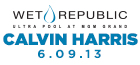 Calvin Harris at Wet Republic, Las Vegas