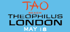 Theophilus London at TAO Beach, Las Vegas
