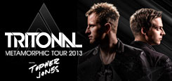 TRITONAL,ROXY NIGHTCLUB