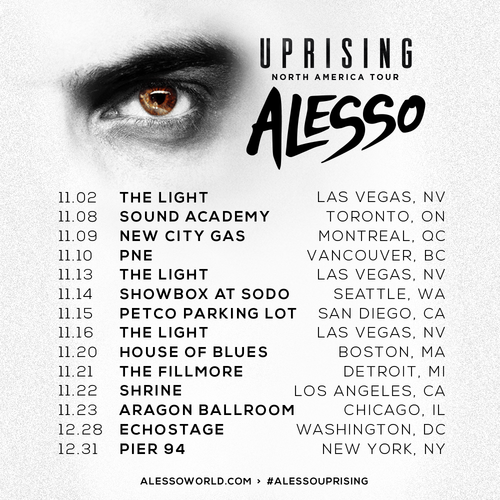 ALESSO,THE FILLMORE DETROIT