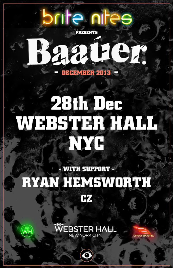 BAAUER,WEBSTER HALL