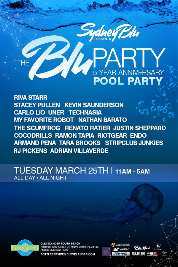 Blu Party