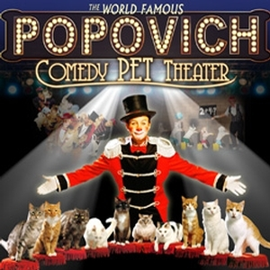 Popovich Comedy Pet Theater, Las Vegas