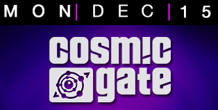 Cosmic Gate at Marquee Nightclub, Las Vegas