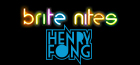 brite nites feat. Henry Fong, New York