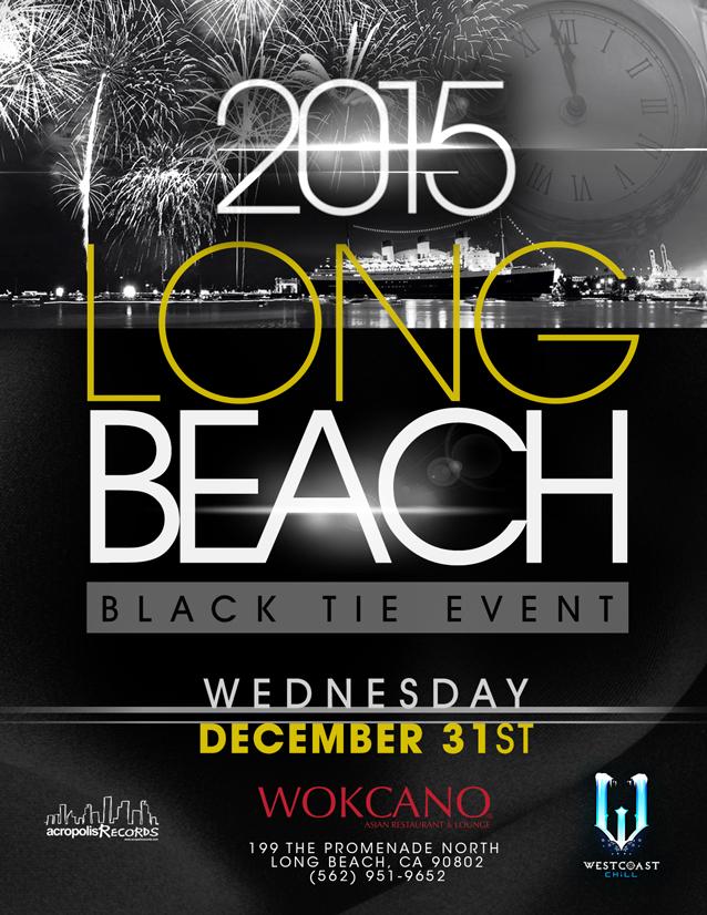 Long Beach New Years Eve