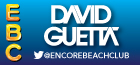 David Guetta at Encore Beach Club Las Vegas, Las Vegas