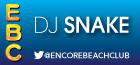DJ Snake at Encore Beach Club Las Vegas, Las Vegas