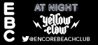 Encore Beach Club at Night with Yellow Claw, Las Vegas