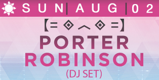 Porter Robinson at Marquee Dayclub, Las Vegas