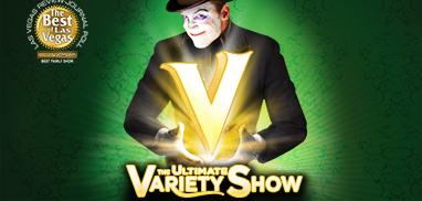 V - The Ultimate Variety Show, Las Vegas