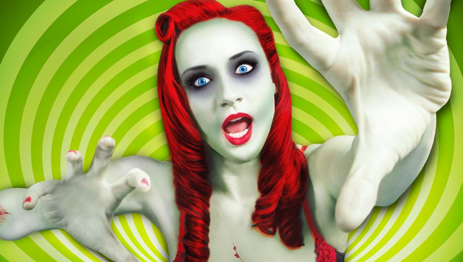 Zombie Burlesque, Las Vegas