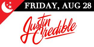 Justin Credible at TAO Nightclub, Las Vegas