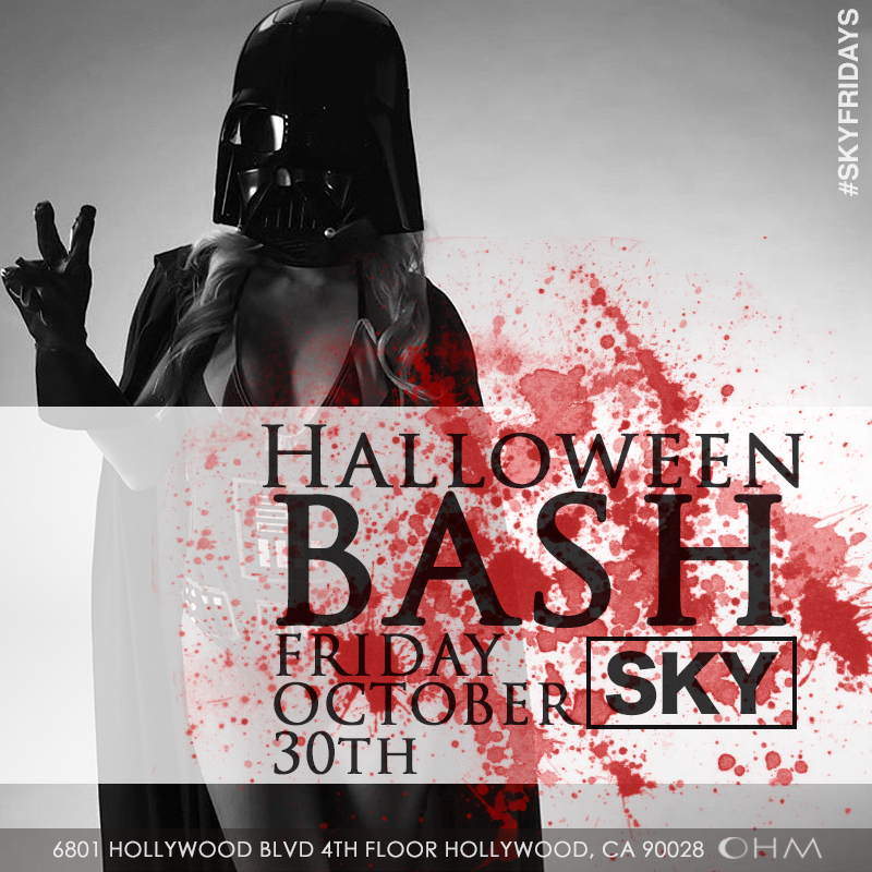 Halloween Bash @ OHM Nightclub 21+