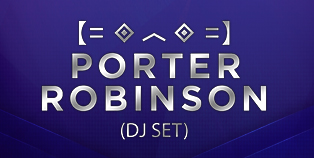 Porter Robinson at Marquee Nightclub, Las Vegas