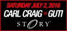 Carl Craig & Guti (Live) #undergroundSTORY, Miami Beach