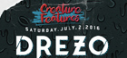 CREATURE FEATURES WITH DREZO (LOFT), Miami