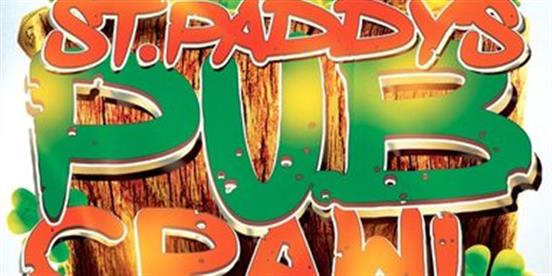 Saint Practice Day Pub Crawl Huntington Beach