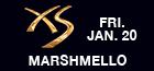 Marshmello at XS Las Vegas, Las Vegas
