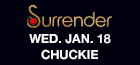 Surrender Your Wednesday with Chuckie, Las Vegas