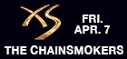 The Chainsmokers at XS Las Vegas, Las Vegas