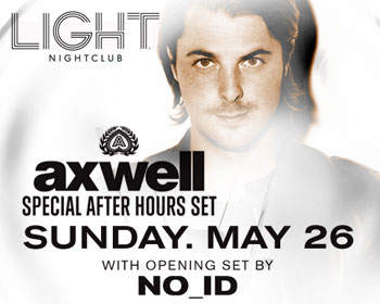 Axwell with NO_ID