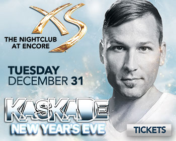 Kaskade at XS New Years Eve