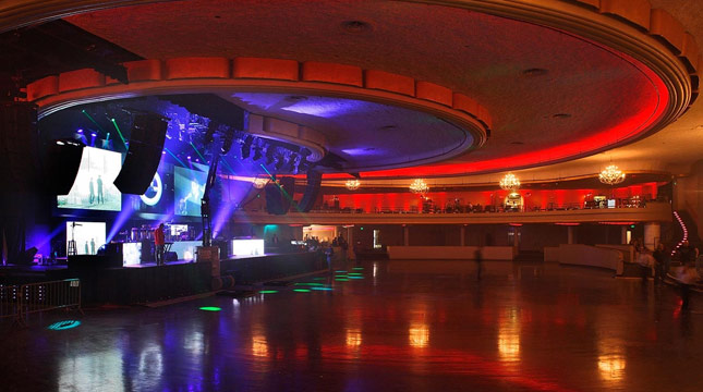 HOLLYWOOD PALLADIUM, Los Angeles