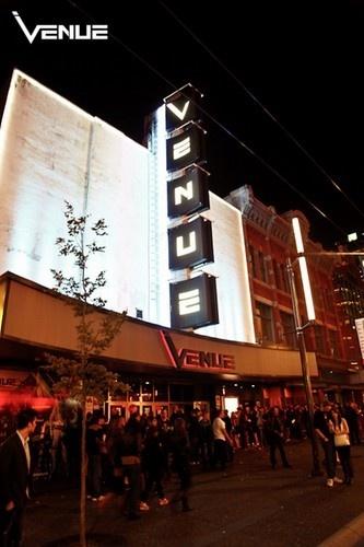 VENUE NIGHTCLUB, Vancouver
