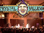CRYSTAL BALLROOM, Portland